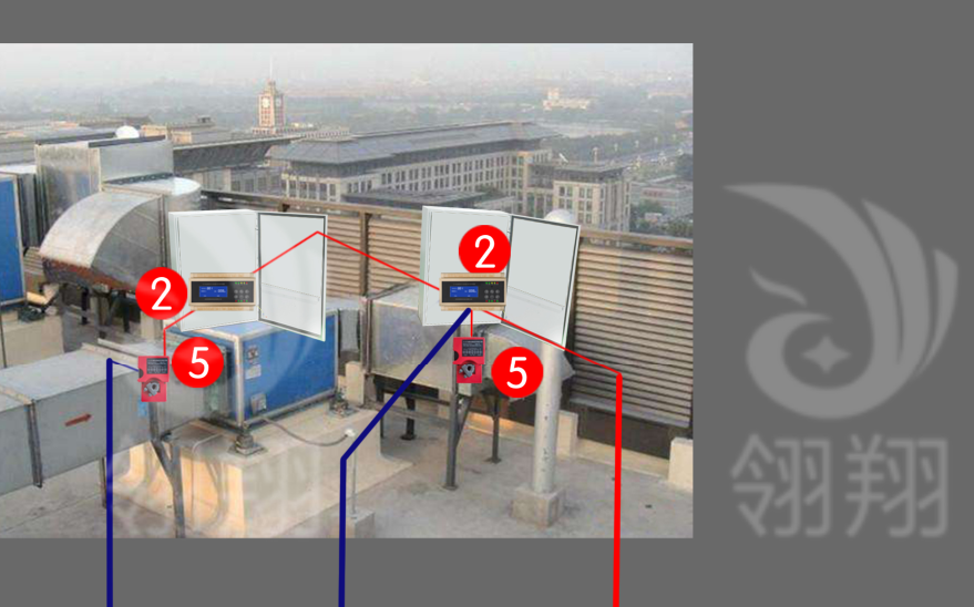 余压控制器安装位置图